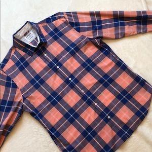 Express men's button up shirt
